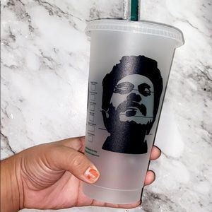 The Weeknd Reusable Cup